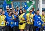 Europos žaidynės: rinktinėse – nuo 1 iki 225 sportininkų