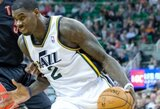 """""""Hornets"""" prisiviliojo M.Williamsą"""