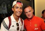"""W.Rooney neabejoja – """"Juventus"""" su C.Ronaldo pagalba gali triumfuoti Čempionų lygoje"""