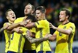 Tautų lyga: rusus įveikę švedai iškovojo teisę rungtyniauti A divizione