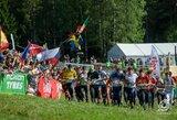 Pasaulio orientavimosi sporto čempionato komandinėje rungtyje – iš rankų paleista vyrų istorinė pergalė