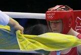 Olimpinis prizininkas E.Petrauskas Palangoje išplūdo merginą