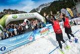 Sniego tinklinis siekia tapti olimpine sporto šaka