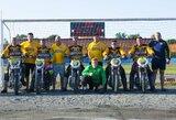 Centrinės Europos motobolo lygos sezonas baigėsi dvigubu lietuvių triumfu