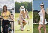 """Dėl savo aprangos """"kekše"""" išvadinta amerikietė neatlaikė: """"Tai paskatino palikti profesionalų sportą"""""""
