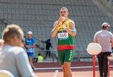 EJOF: prie medalių priartėjo tenisininkas, lengvaatletis ir plaukikas