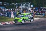 Pasaulio ralio kroso čempionato etapas Švedijoje Lietuvos komandai buvo stebuklingas