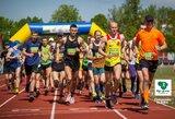 Unikaliame bėgime Marijampolėje vyks kova dėl LLAF taurės