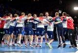 Geriausias pasirodymas per istoriją: norvegai pirmą kartą laimėjo Europos čempionato bronzą