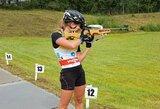 Keturi lietuviai dalyvavo pasaulio vasaros biatlono čempionate