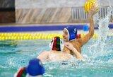 Europos tautų taurės turnyre Lietuvos vandensvydininkai sutriuškino anglus, bet apmaudžiai nusileido austrams