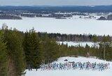 Pasaulio orientavimosi sporto slidėmis čempionate J.Traubaitė finišavo 11-a