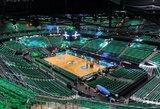 """Dar vienas """"sold-out'as"""" likus mėnesiui iki rungtynių: sausakimša """"Žalgirio"""" arena pasitiks ir """"Panathinaikos"""""""