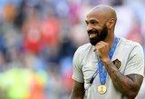 """T.Henry ruošiasi trenerio karjerai: sutiko prisijungti prie """"Bordeaux"""""""