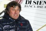 """""""Genoa"""" antrą kartą šį sezoną atleido A.Malesani"""