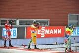 Pasaulio biatlono taurės etape Švedijoje – fantastiškas M.Fourcade'o greitis ir solidus T.Kaukėno pasirodymas (komentaras)