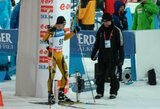 Persekiojimo varžybose T.Kaukėnas užėmė 46 vietą
