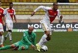 """""""Monaco"""" klubas pakilo į antrą vietą"""
