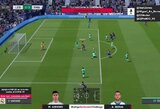 Esporto turnyre surinkta 150 tūkst. JAV dolerių kovai su koronavirusu, finalas baigėsi M.Asensio pergale