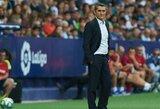 E.Valverde paneigė gandus: ispanas apie atsistatydinimą nesvarsto