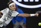Vos dvi pergalės nuo titulo: atėjo maestro R.Federerio laikas