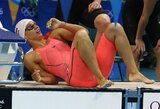 Driokstelėjo: J.Jefimova Barselonoje pasiekė du sezono rekordus pasaulyje
