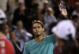 R.Nadalis be kovos žengė į turnyro Kanadoje finalą, kuriame susitiks su D.Medvedevu