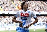 """""""Napoli"""" ir toliau lipa ant kulnų """"Juventus"""" klubui"""