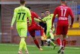 Penki A lygos klubai žaidė draugiškas rungtynes