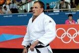 """S.Pakenytė ir K.Bauža """"Grand Prix"""" dziudo turnyre Turkijoje pralaimėjo aštuntfinalyje"""