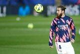 S.Ramosas paliks Madridą – jau žino, kur ir su kuo nori žaisti?