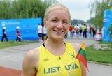 S.Petrikaitė ir I.Adomavičiūtė užtikrintai pradėjo pasaulio jaunimo irklavimo čempionatą
