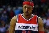 """""""Clippers"""" – rimtai nusiteikusi prisivilioti P.Pierce'ą"""