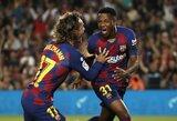 """Jaunasis """"Barcelona"""" talentas A.Fati pasiekė dar vieną rekordą"""