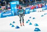 Lietuvos slidinėjimo taurės varžybose Latvijoje M.Strolia iškovojo auksą