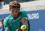 P.Carreno Busta po lemiamo pratęsimo laimėjo ATP 250 turnyro Kinijoje finalą