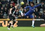 """Paskutinę akimirką įvartį praleidę """"Chelsea"""" krito prieš """"Newcastle United"""""""