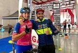 Lietuvos kalnų dviratininkams – Europos čempionato auksas
