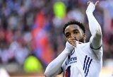 """A.Lacazette'o manymu, """"Arsenal"""" žaidžia geriausią futbolą Anglijoje"""