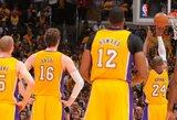 """Vakarų finišo tiesioji: """"Jazz"""" ar """"Lakers""""?"""