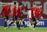 Pasaulio čempionato atranka: Ispanijos rinktinė 92-ąją minutę išplėšė pergalę prieš gruzinus