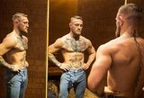 """J.Kavanagh: """"C.McGregoras mėgsta žiūrėti į veidrodį, todėl niekada neatrodys kaip senas ir storas """"diedas"""""""