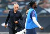 """J.Mourinho: """"Europos lyga? Tai nėra mano svajonių turnyras"""""""