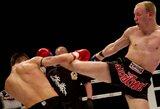 Lietuviai baigė pasirodymus pasaulio mėgėjų Muay Thai čempionate