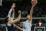 Apžvalgininkas prognozuoja NBA komandų dėmesį M.Kalniečiui