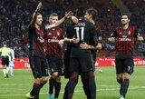 """""""Milan"""" namuose nepaliko vilčių """"Lazio"""" klubui"""