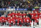 Penki pastebėjimai po istorinio ledo ritulio turnyro Klaipėdoje