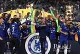 """Su """"Juventus"""" siejamas M.Sarri nori ir toliau dirbti """"Chelsea"""" klube"""