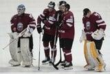 Latvijos ledo ritulininkai po 20 metų pertraukos nepateko į olimpiadą
