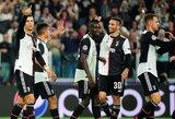 """Čempionų lyga: """"Juventus"""" sutriuškino """"Bayer"""", PSG ir """"Man City"""" šventė pergales"""